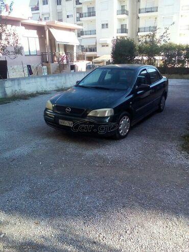 Opel Astra 1.4 l. 2001 | 131000 km
