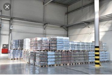Завод по производству напитков и в Бишкек