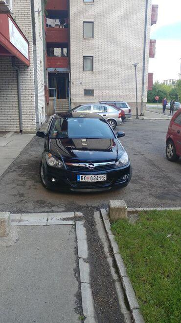 Opel | Srbija: Opel Astra GTC 1.6 l. 2007 | 172000 km