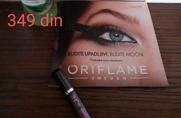 Oriflame - Srbija: Maskara 5u1 Oriflame
