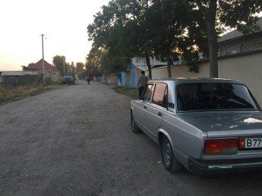 Продаю ваз 2107 2011 год  состояние идеал цвет серебро__ пробег 48'000 в Бишкек - фото 11