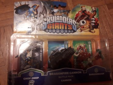 Skylanders giants battle pack. Serija 2(2017) igrica - Beograd