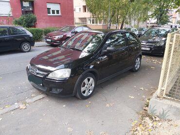 Opel | Srbija: Opel Corsa 1.7 l. 2004 | 200000 km