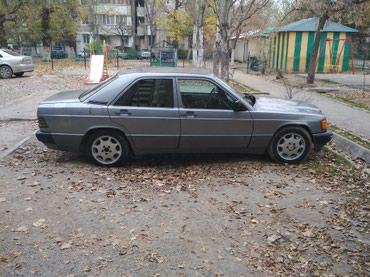 Мерседес 190 (201) Кузов  карбюратор! В в Бишкек