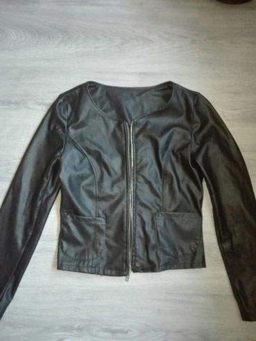 Kratka kozna jakna Italijanska... - Valjevo