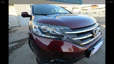 Honda CR-V 2.4 л. 2012   129000 км