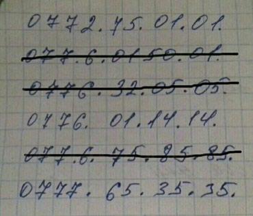 Билайн номер в Базар-Коргон