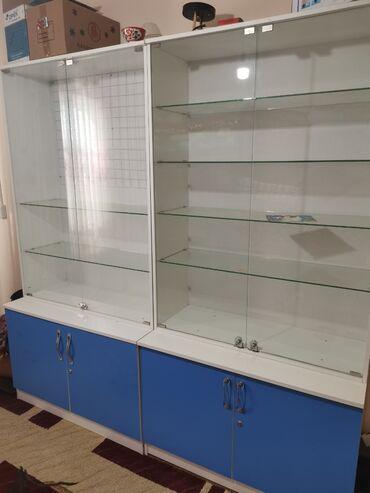 Оборудование для бизнеса в Баткен: Витрина 2шт