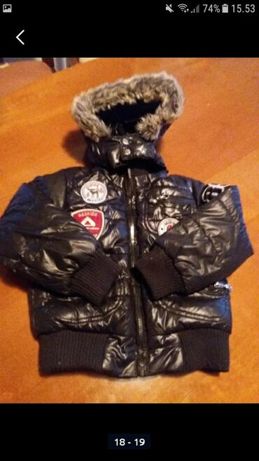 Dečije jakne i kaputi | Sokobanja: Decije jakne razne vel.sve su kao nove i bez ostecenja.pogledajte i
