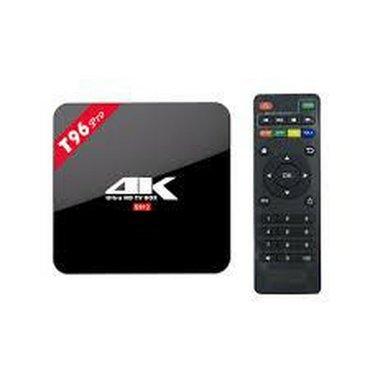 tv konka в Кыргызстан: Android TV приставка  T96 Mars Amlogic S905W  Android 7.1 2GB/16GB KOD