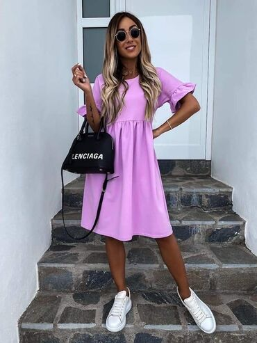 Ženska odeća | Sokobanja: Haljinice  1350 DINARA S,M,L,XL,XXL