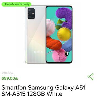 Smartfon Samsung Galaxy A51 White