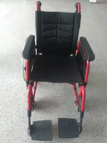 Детская-инвалидная-коляска - Кыргызстан: Продается инвалидная коляска состояние отличное 10 тыс уступка будет