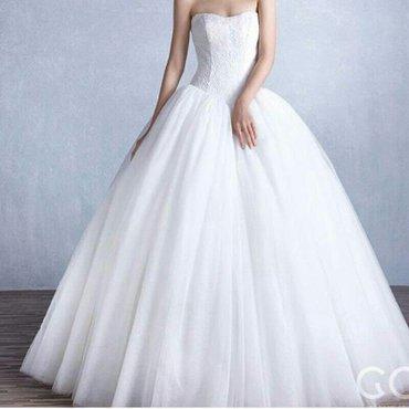 свадебные платья in Кыргызстан   МАТЕРИНСКИЕ ПЛАТЫ: Продается свадебное платье. Одевала один раз . В комплекте подюбник ко