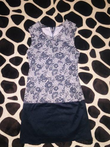 Продаю платья, размер S(34-36). Черное с в Бишкек