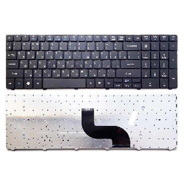 клавиатура для ноутбука в Кыргызстан: Клавиатура для ноутбуков acer  клавиатура подходит к ноутбукам: acer a
