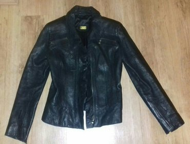 Mona kožna jakna,kao nova,nije nošena! S veličina! Plaćena mnoogo više - Kragujevac