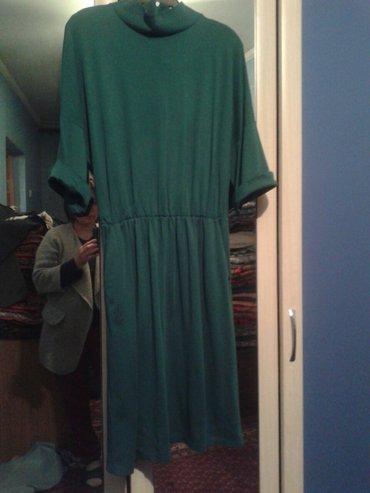 отдам дешево. платья и кофта -  46-48 размер. пиджак и куртка - 42 раз в Бишкек