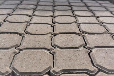 """Брусчатка """"Вечная"""", тротуарные плитки, бордюры. 8 цветов на выбор в Бишкек"""
