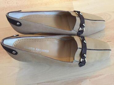 Ženska obuća | Sombor: NOVE elegantne kozne cipele Antonio Panizzolo Venezia, vel 40