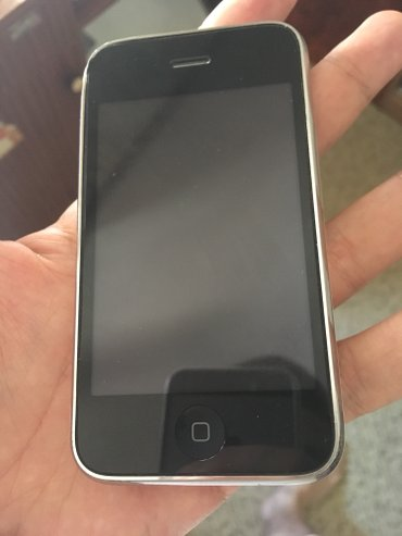 IPhone 3GS 16 gb (beli) - (Ispravan telefon, slaba baterija, WiFi ne in Vranje