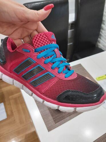 Adidas patike originalmalo koriscene,prelepo stoje.Broj 37 1/3