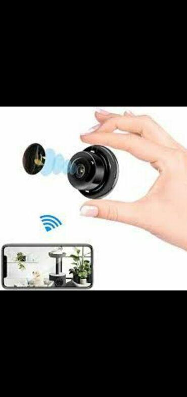 besprovodnaya ip kamera в Азербайджан: Mini ip kamera