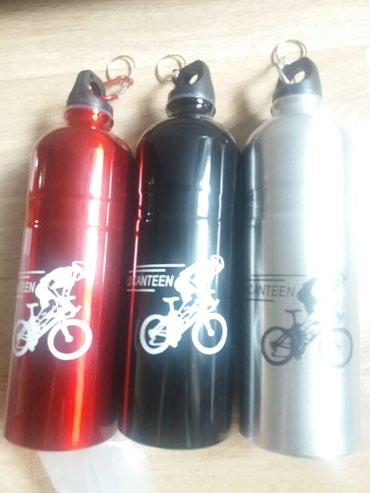 Вело емкость бутылка алюминевая для в Бишкек