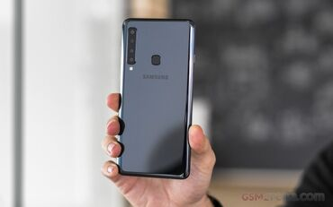 samsung a8 2018 qiymeti - Azərbaycan: İşlənmiş Samsung Galaxy A9 128 GB qara