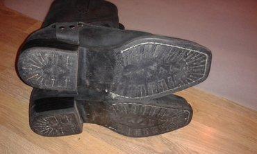 Δερμάτινες ανδρικές μπότες 44 νούμερο σε Χαλάνδρι - εικόνες 3