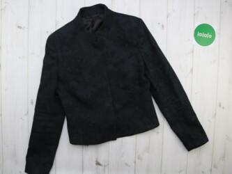 Женский пиджак с ажурным принтом    Длина: 52 см Рукав: 61 см Плечи: 3