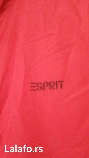 Jakna li - Srbija: Esprite original jakna sa dva lica