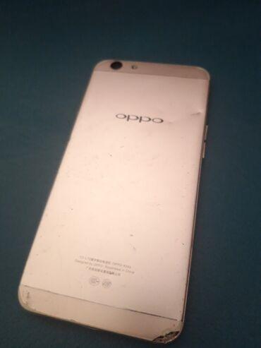 Oppo A59s Разбит дисплей Телефон Oppo на запчасти