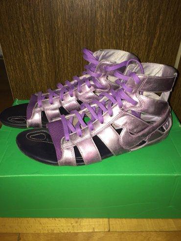 Nike sandale, u odlicnom stanju. Broj 38. - Sokobanja