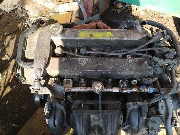 автозапчасти на форд фокус 1 в Кыргызстан: Двигатель форд фокус Мондео 1.8 бензин