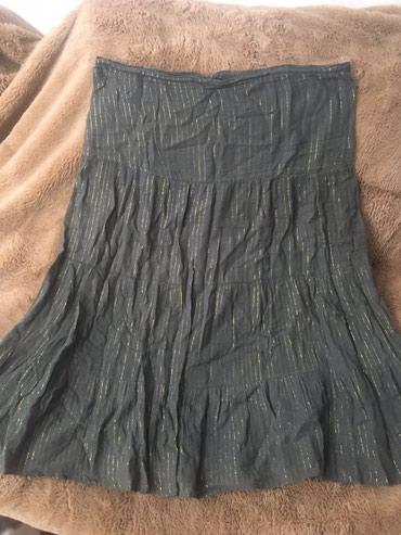 Юбка женская материал с люрексом в Бишкек