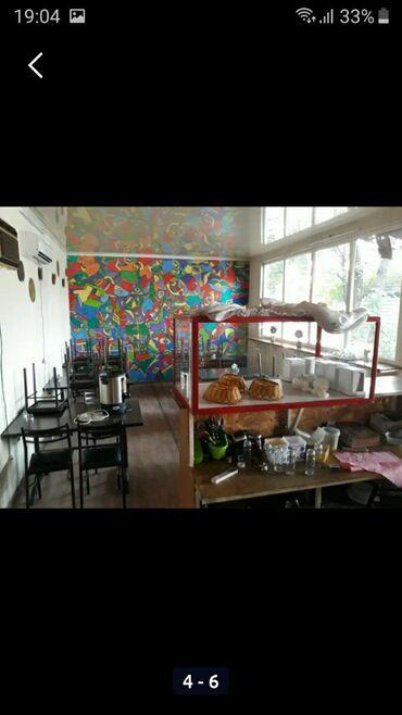 Продажа ресторанов, кафе в Душанбе: Продаю помещение в г.Кант в центре под кафе или магазин. Имеются 2