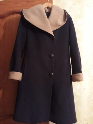 кашемировое пальто турецкое, размер 44-46. в Бишкек