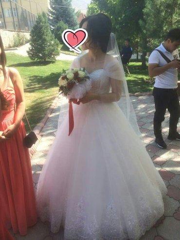 Свадебное платье. в Бишкек