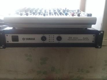 Продаю музыкальную аппаратуру в в Бишкек