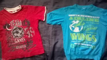 Dve vrlo lepe pamucne majice - Prokuplje