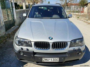 BMW X3 3 l. 2005 | 220000 km