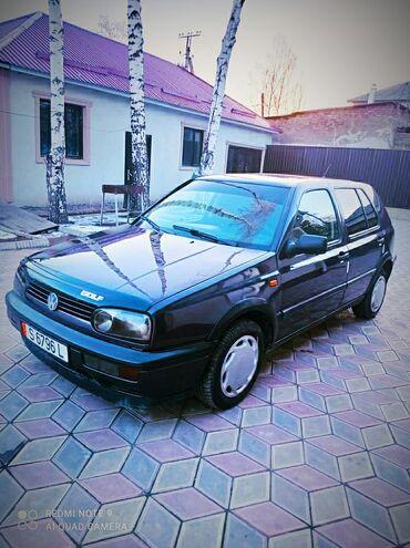 Транспорт - Ак-Джол: Volkswagen Golf 1.8 л. 1993 | 255387 км