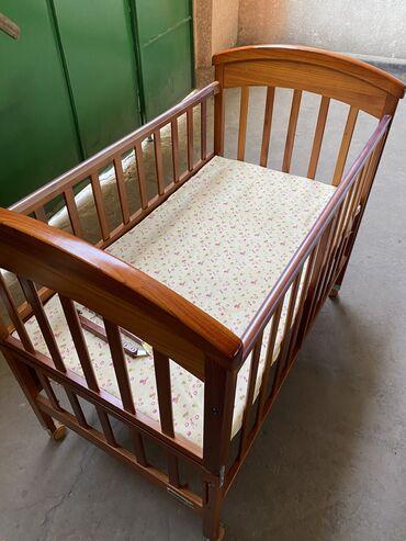 Продаю детскую кровать ДеревоХорошего качества Находимся в районе