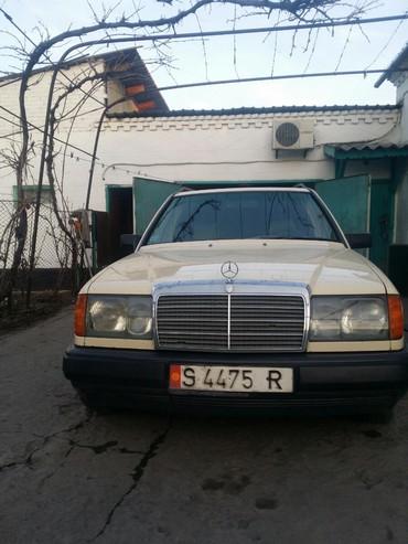 Mercedes-Benz W124 1988 в Кант