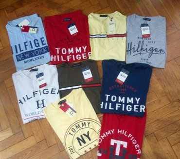 TOMMY,POLO,NIKE,DSQUARED...EXTRA MAJICE L,XL - Belgrade