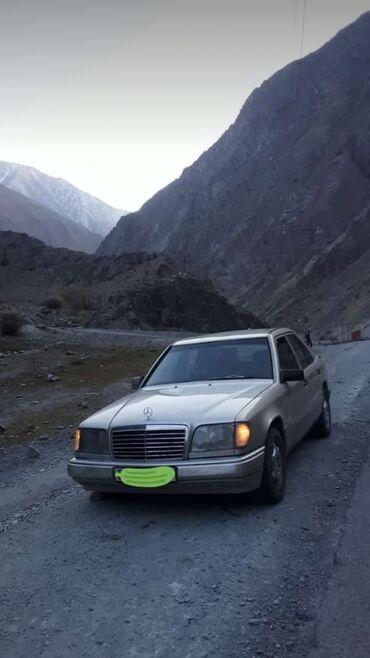 Mercedes-Benz W124 2 л. 1995 | 1995 км