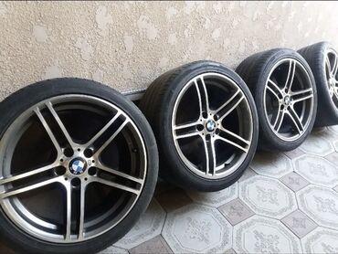 Продаю диски б/у стиль 313 БЕЗ ШИН //BMW R19 Made in Germane