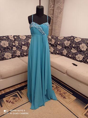 Вечерняя платья, одевала один раз на выпускной
