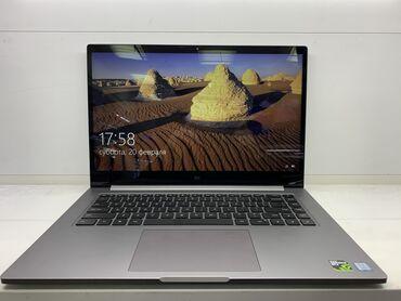 Ноутбуки и нетбуки - Бишкек: Модель: Xiaomi Mi Notebook Pro 15.6 Процессор: Intel core i5-8250U Кол